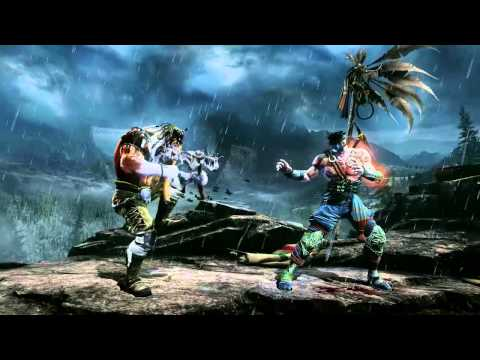 Killer Instinct - New Thunder Combos and a new character