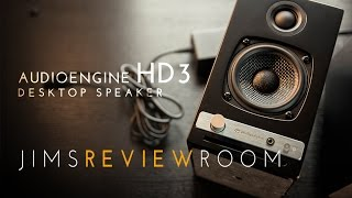 AudioEngine HD3 - REVIEW  (Amazing Sound Stage)