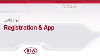 UVO link: Registration and App