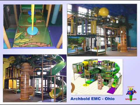 Children Ministry Church Indoor Playground Equipment by Iplayco