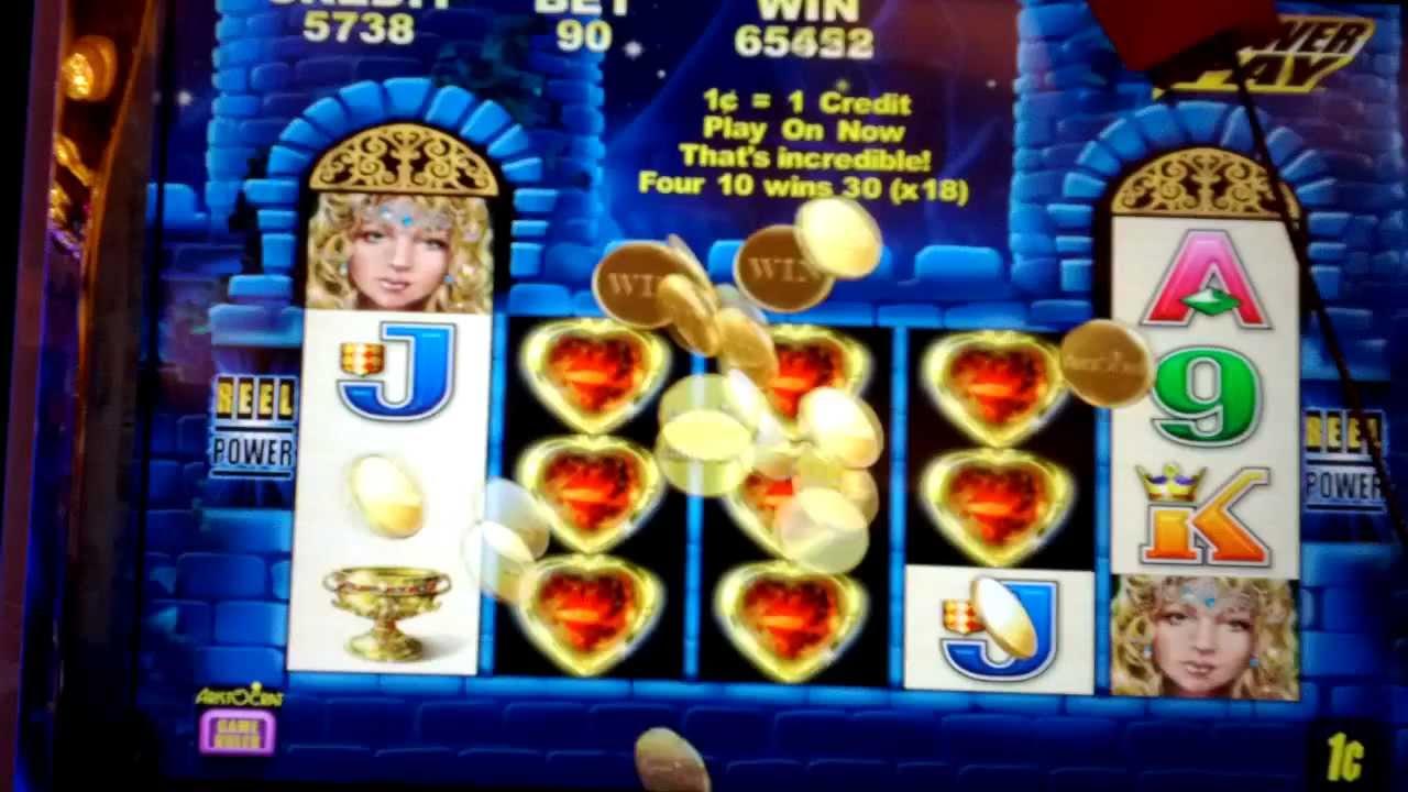 heart of vegas slot bonus aristocrat