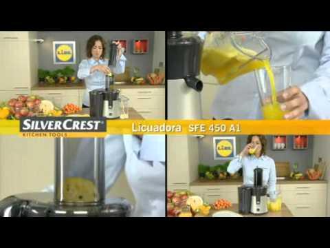 Licuadora youtube - Procesador de alimentos lidl ...