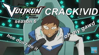 VOLTRON CRACK!VID: we all ded