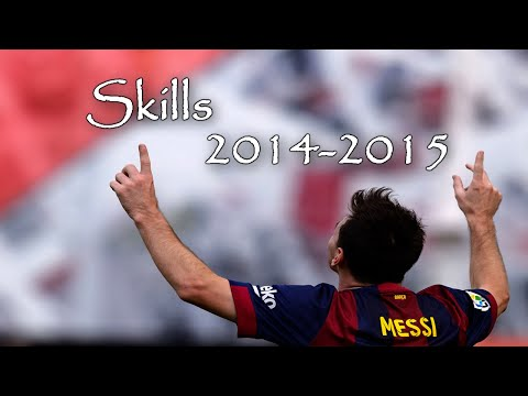 Lionel Messi ● Amazing Skills Show ● 2014-2015 ||HD||