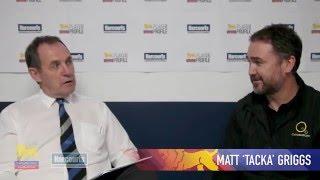PLAYER PROFILE: Matt 'Tacka' Griggs