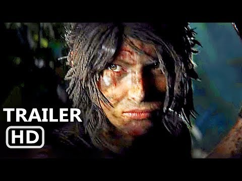 SHADOW OF THE TOMB RAIDER Official Trailer (2018)