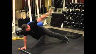 Bodyweight Exercises: Single Arm Push-up with Torso Rotation | Fitness By Andrew LLC | Scottsdale AZ