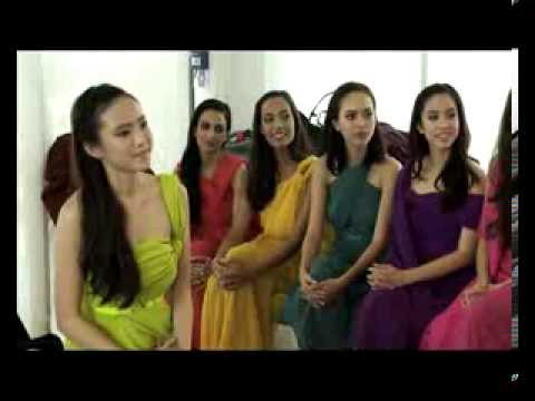 The Next Miss Universe Malaysia 2014 Episode 3 [2/4]