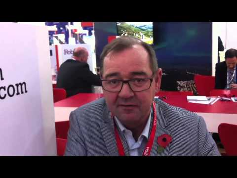 Northern Norway Tourism Board at World Travel Market 2012