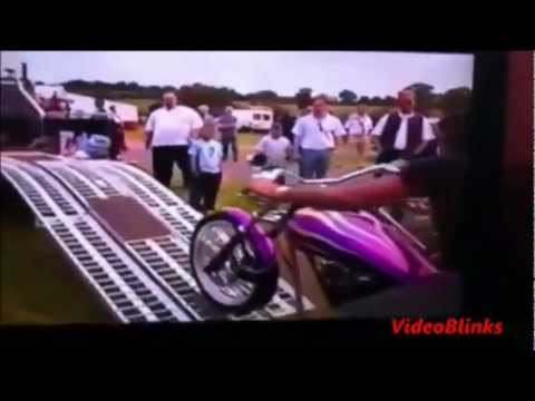 Motorcycle Ramp Truck Load Fails1