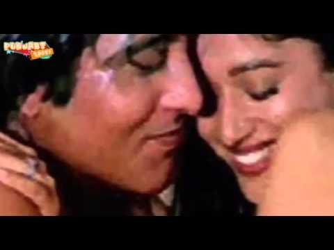 Madhuri Dixit & Vinod Khannas INTIMATE Scene In Dayavan