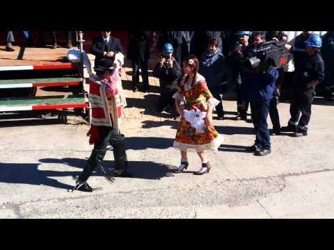 Parada de andamios Asmar 2014