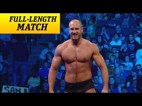 Antonio Cesaro's WWE Debut