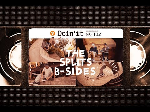 THE SPLITS B-SIDES [VHSMAG]