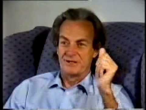 Feynman: FUN TO IMAGINE  3: Rubber Bands