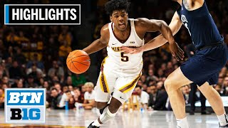 Highlights: Gophers Rally for Win vs. Nittany Lions | Penn State at Minnesota | Jan. 15, 2020