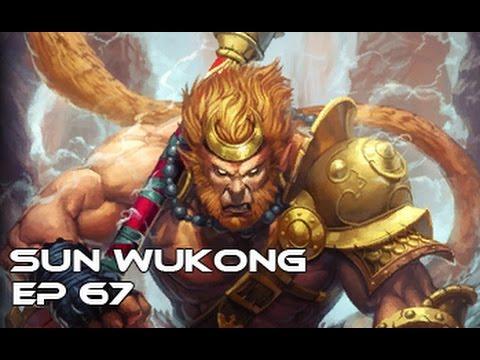 SMITE - Sun Wukong EP67
