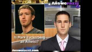 Is Mark Zuckerberg an Atheist?