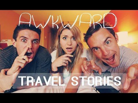 AWKWARD TRAVEL STORIES w/ Vagabrothers