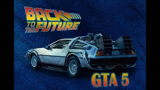 """Deluxo [Delorean] Car Review """"Grand Theft Auto 5"""""""