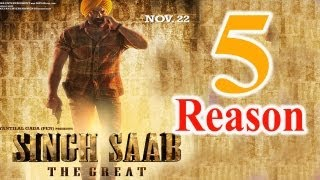 Singh Sahab The Great - 5 Reasons To Watch 'Singh Sahab The Great'