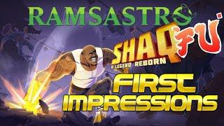 Shaq Fu First Impressions