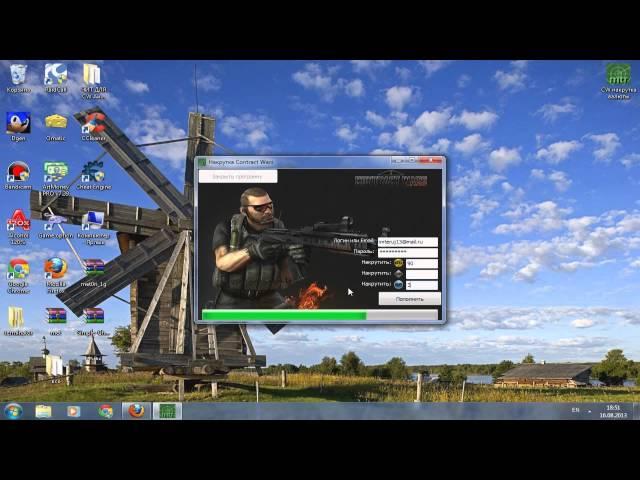 Обзор игры Контра Сити (3d шутер онлайн) конта сити игры играть в игру конт