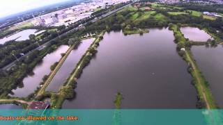 The Carp Specialist - De Karperhoeve - An areal view