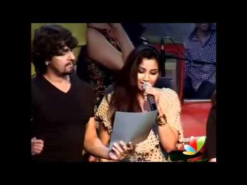Shreya Ghoshal singing Rab Rakha a capella