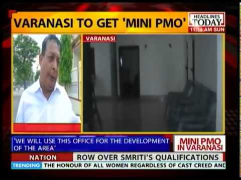 Narendra Modi to open up his office in Varanasi as promised