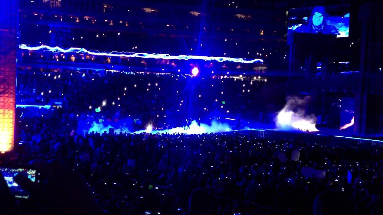 Undertaker Entrance Wallpaper The Undertaker Entrance at