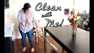 CLEAN WITH US TIME LAPSE! -  ItsJudysLife Vlogs