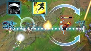 Top 10 Unbelievable Calculated Outplays in League of Legends