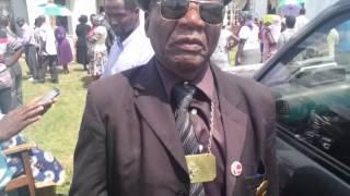 Mbuya Kerina Murape's Funeral