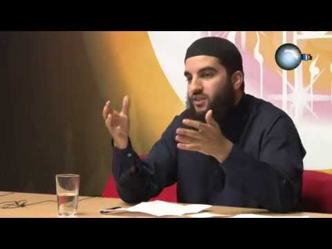 Abou Nafi' over hetgeen waarmee jongeren begunstigd zijn (7e NL-talige Conferentie SMJ)