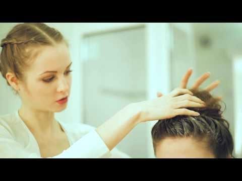 Маска для волос на кефире. Универсальная, для всех типов волос. Маха Одетая.