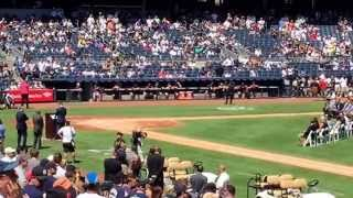 Jorge Posada - number retirement speech