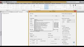 How To Plot In Autocad