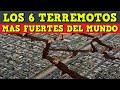Los 6 Terremotos Mas Fuertes De La Historia mp3