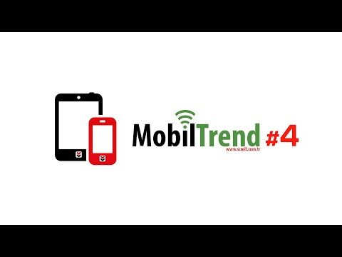 MobilTrend #4 (Teknosa Preo, Facebook Müzik, Samsung Galaxy A8, Huawei Honor 7)