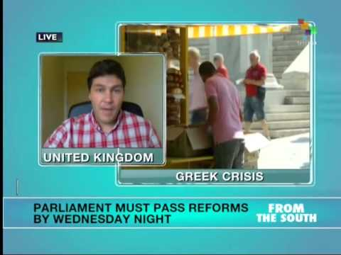Greece: Debt Deal With Europe Provokes Political Crisis