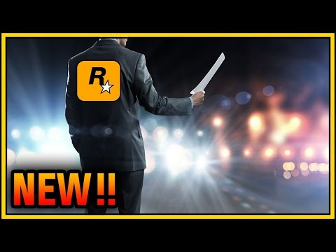 """BREAKING NEWS"" GTA 6 Online or Red Dead Redemption 2 NEXT Rockstar Game? (GTA 5 Gameplay)"