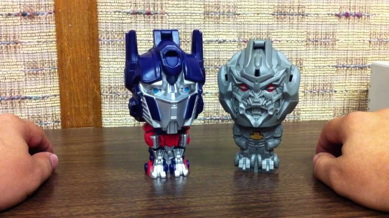 Transformers Dark of The Moon Burger King Burger King Dark of The Moon