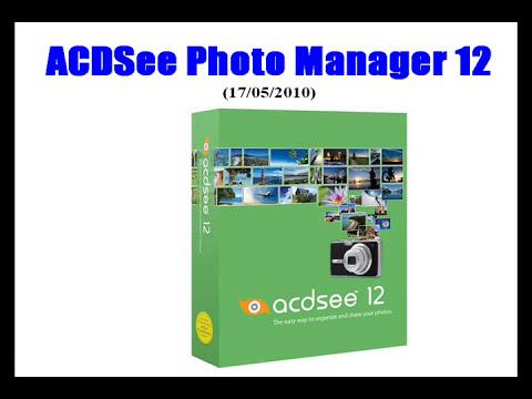 ACD SEE PHOTO MANAGER 12 HƯỚNG DẪN SỬ DỤNG TẬP 2