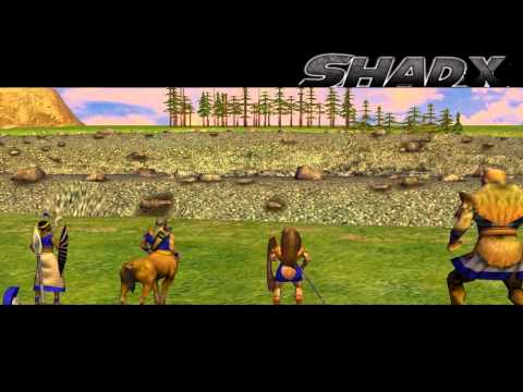 Age of Mythology: Conquista arácnida DEMO Final