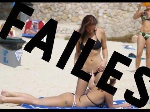 Подборка неудач и фейлов девушек | GIRLS FAILES