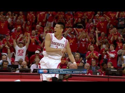 Jeremy Lin (21 pts) vs Portland Trail Blazers (Playoffs R1G5 2014-04-30)