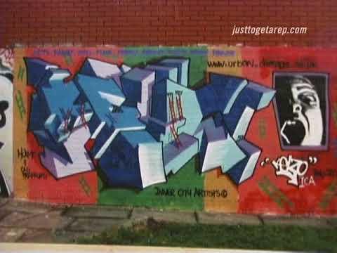 KELZO - bonus feature from Just to Get a Rep graffiti documentary
