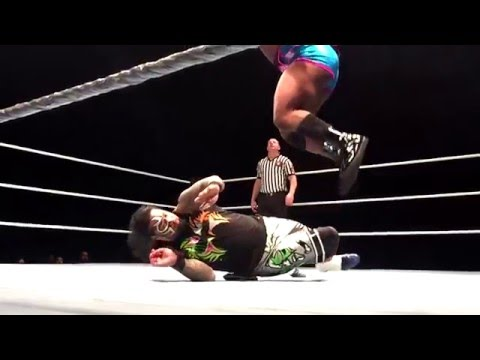 Coast-to-Coast, Red Arrow and more: WWE super slow motion replays