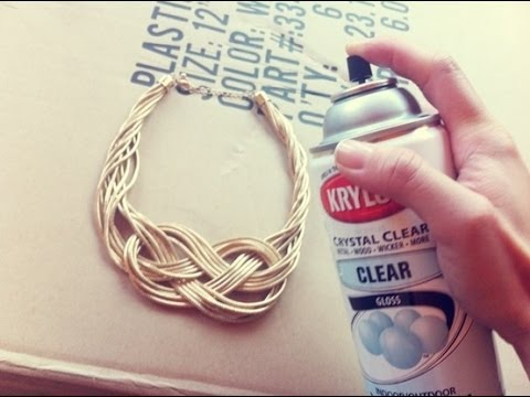 how to make your silver jewelry gold